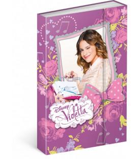 Pamätník Violetta čistý A6