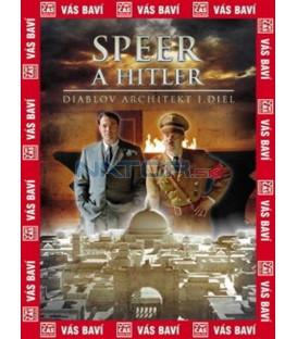 Speer a Hitler 1. díl - Ďábelský architekt (The Speer and Hitler: Devils Architect) DVD