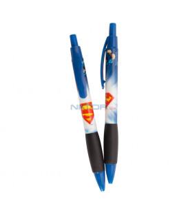 Guľôčkové pero Superman blister balenie 2 ks