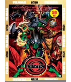 CHAOTIC – 3. DVD – SLIM BOX