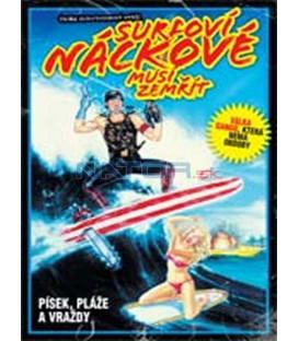 Surfoví náckové musí zemřít (Surf Nazists Must Die)  DVD