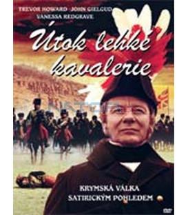 Útok lehké kavalerie (Charge of the Light Brigade)– DVD SLIM BOX