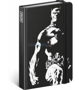 Notes Batman – Dark Knight linajkovaný 11 × 16 cm