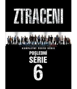 Ztraceni: Kompletní sezóna 6. 5 DVD