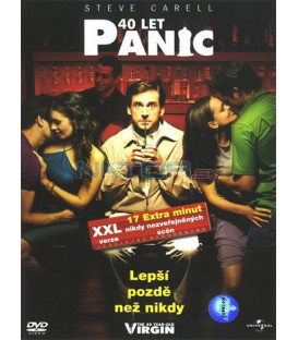 40 let panic (The 40 Year Old Virgin)