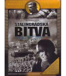 Stalingradská bitva - 1 + 2 (Stalingradskaja bitva I. + II.) DVD