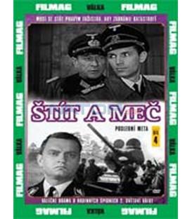 Štít a meč – 4 DVD  (Ščit i meč )