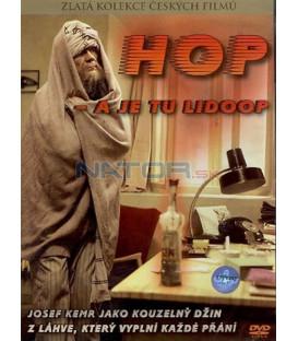 Hop - a je tu lidoop DVD