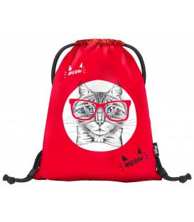 BAAGL Vrecko na obuv Kočka