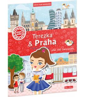TEREZKA & PRAHA – Město plné samolepek