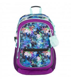 BAAGL Školský batoh Core Džungľa