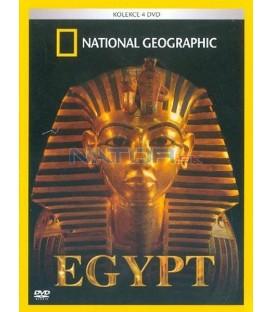 Kolekce Egypt 4DVD  (Egypt Collection)