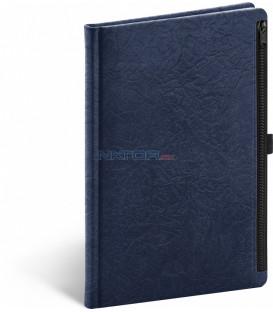 Notes Hardy modrý linajkovaný 13 × 21 cm