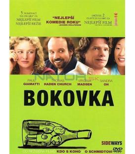 Bokovka (Sideways) DVD
