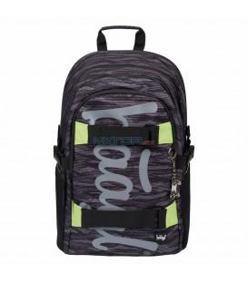 BAAGL  Školský batoh Skate Grey