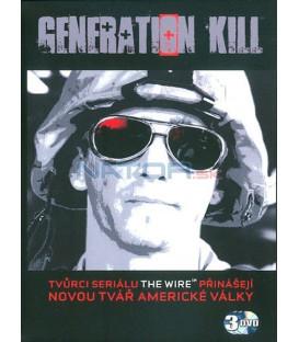 Generation Kill (3 DVD)  (Generation Kill (3 DVD))