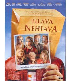 Hlava nehlava (Running with Scissors) DVD
