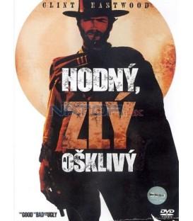 Hodný, zlý a ošklivý (Il Buono, il brutto, il cattivo) DVD