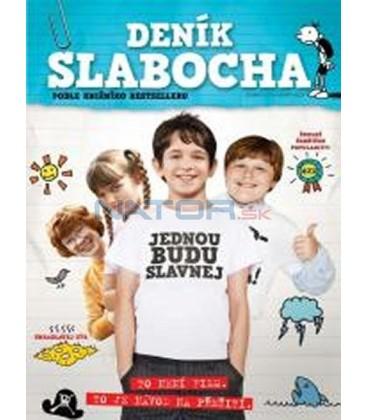Deník Slabocha (Diary of a Wimpy Kid)