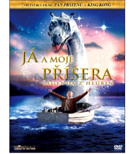 Já a moje příšera (The Water Horse: Legend of the Deep) DVD
