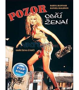 Pozor, obří žena! (Attack of the 50 Ft. Woman) DVD