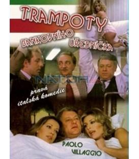 Trampoty bankovního úředníčka (Rag. Arturo De Fanti, bancario - precario) DVD