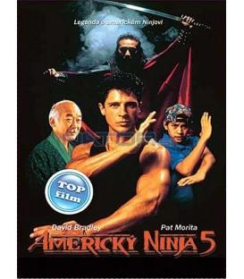 Americký Ninja 5 (American Ninja V) DVD