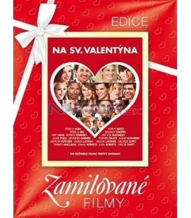 Na sv. Valentýna  (Valentine s Day) DVD