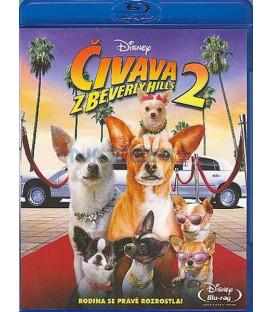Čivava z Beverly Hills 2 (Blu-ray)  (Beverly Hills Chihuahua 2)
