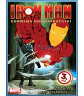 Iron Man – 3. DVD