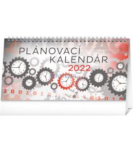 Stolový kalendár Plánovací 2022 25 × 125 cm