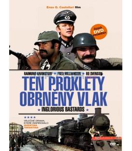 Ten prokletý obrněný vlak DVD (Quel maledetto treno blindato)