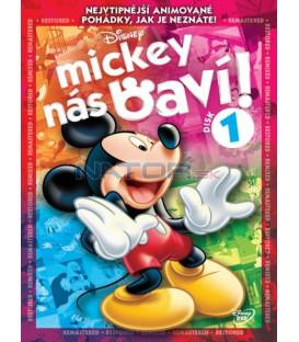 Mickey nás baví - disk 1 (Mickey Have a Laugh Vol 1)