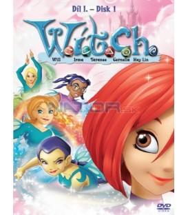 W.I.T.C.H 1.série - disk 1  (W.I.T.C.H. Vol 1 - Disc 1)