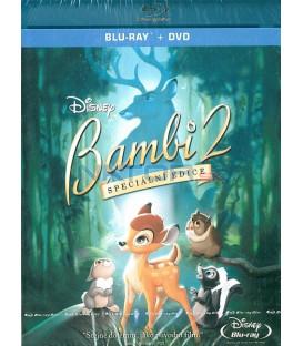 Bambi 2. S.E. BD+DVD (Combo Pack) (Bambi 2)