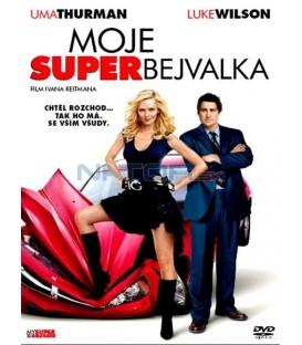 Moje superbejvalka (My Super Ex-Girlfriend) DVD