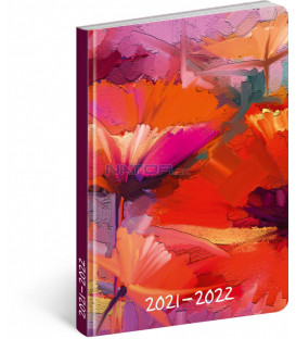 18mesačný diár Petito – Maľba 2021/2022 11 × 17 cm