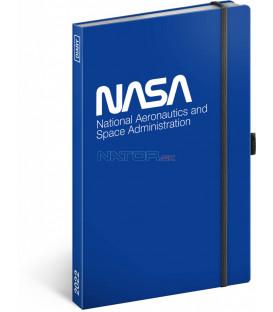 Týždenný diár NASA 2022 13 × 21 cm