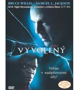 Vyvolený (Unbreakable) DVD