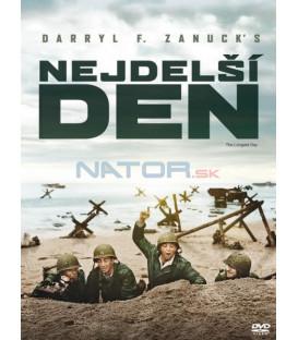 Nejdelší den (The Longest Day) DVD
