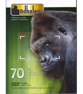 Odhalení: 70 dní s gorilami 2DVD
