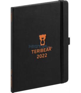 Týždenný diár Teribear 2022 15 × 21 cm