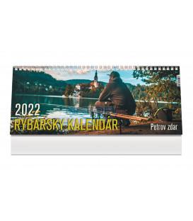 Stolový kalendár Rybársky 2022