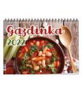 Nástenný kalendár GAZDINKA 2022