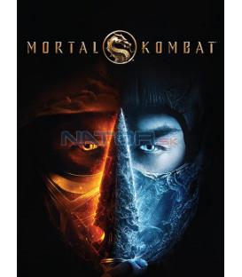 Mortal Kombat 2021 DVD