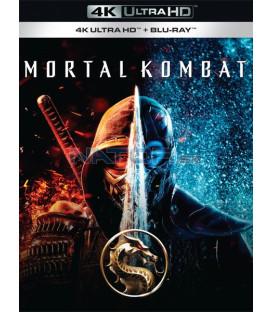 Mortal Kombat 2021 (4K Ultra HD) - UHD Blu-ray + Blu-ray