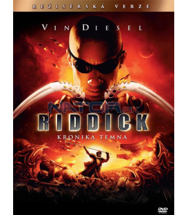 Riddick - Kronika Temna (Chronicles of Riddick) (režisérská verze) DVD
