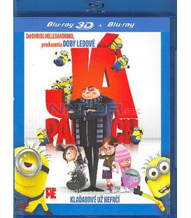 Já, padouch 3D + 2D Blu-ray