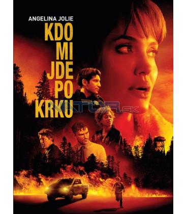 Kdo mi jde po krku 2021 (Those Who Wish Me Dead) DVD