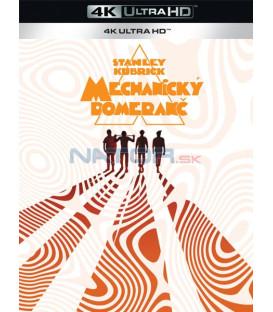 Mechanický pomeranč 1971 (A Clockwork Orange) (4K Ultra HD) - UHD Blu-ray